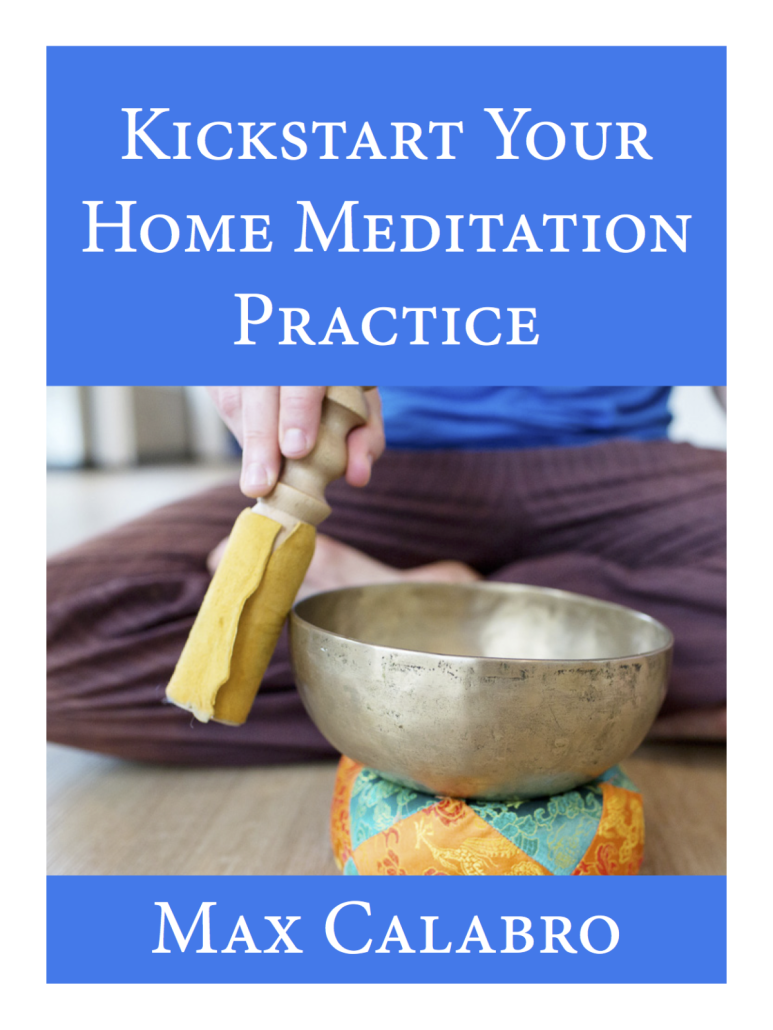 Kickstart Your Home Meditation Practice